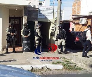 foto: Hallaron un vivero de marihuana en pleno microcentro en Corrientes