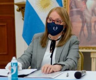 foto: Santa Cruz: Alicia Kirchner le pidió la renuncia a todo su gabinete