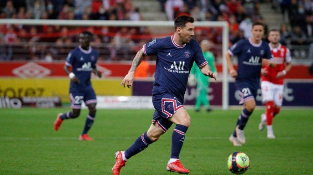PSG, con Lionel Messi, debuta en la Champions League ante Brujas