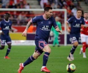 foto: PSG, con Lionel Messi, debuta en la Champions League ante Brujas