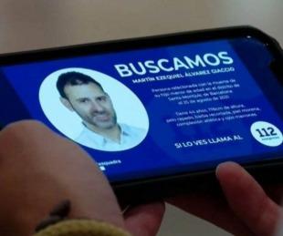 foto: Encontraron el cuerpo del argentino que mató a su hijo de 2 años