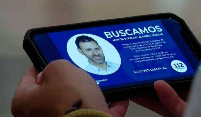 Encontraron el cuerpo del argentino que mató a su hijo de 2 años