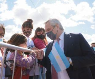foto: Alberto Fernández recibió un amplio respaldo tras las renuncias