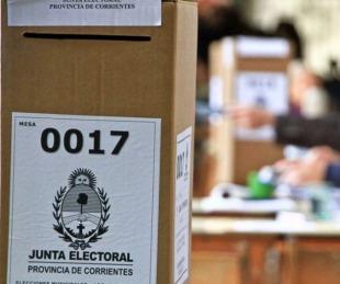 foto: Elecciones municipales: en el cierre de alianzas ECO sumó 29 partidos