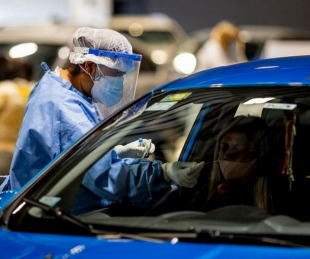 foto: Covid en la Argentina: se sumaron 135 muertos y 2493 contagios