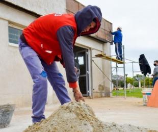 foto: La gestión de Ascúa superó el 80% en la construcción del primer Centro