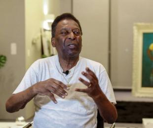 foto: Preocupación mundial por Pelé: internado en terapia intensiva