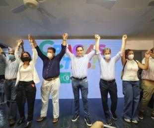 foto: PASO: ECO+Vamos Corrientes sumó más del 60 % de los votos