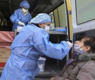 foto: Covid en Argentina: confirmaron 185 muertes y 2.308 contagios