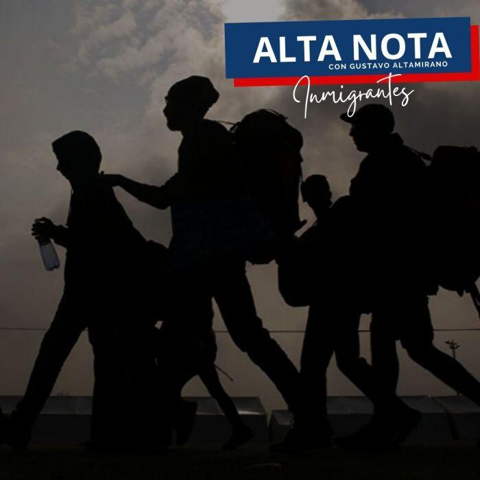 Alta Nota Inmigrantes: la dura búsqueda de una vida mejor