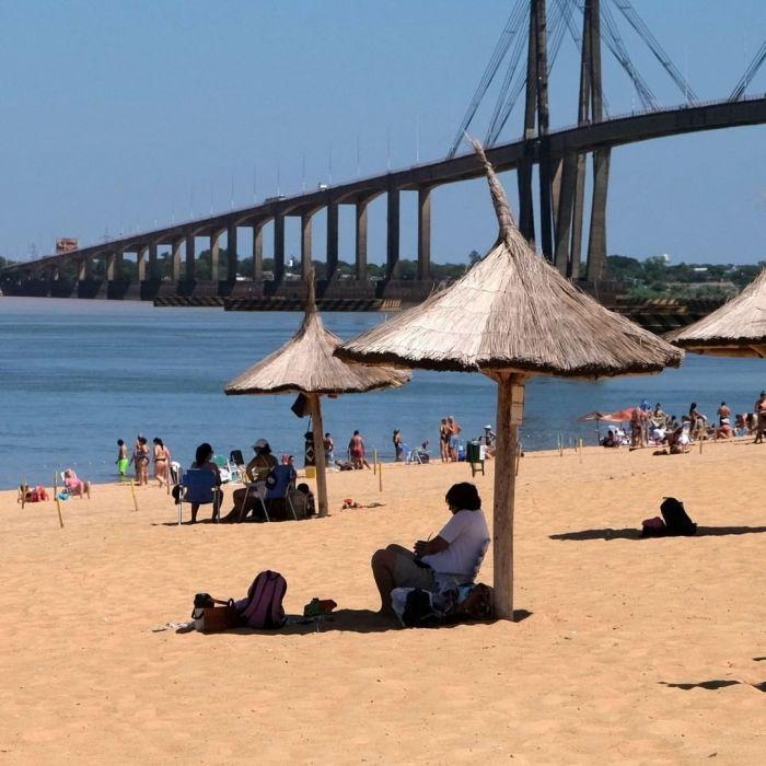Arazaty está en el Top 5 de Playas más lindas de Argentina