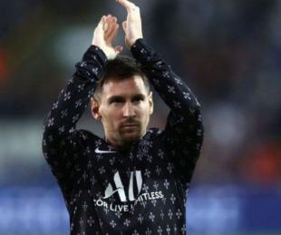 foto: Cuánto ganará Messi si se queda en el PSG hasta 2024