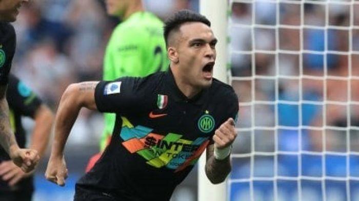Inter goleó con un gol de Lautaro Martínez pero se lesionó Correa