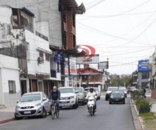 foto: Rehabilitaron la circulación por calle España para ingresar al centro