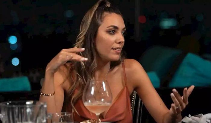 Floppy Tesouro habló tras la denuncia por estafa a su novio