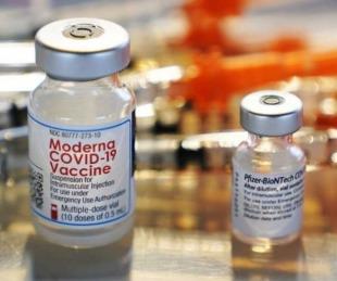 foto: Moderna: aplicarán segundas dosis a domicilio a niños y adolescentes