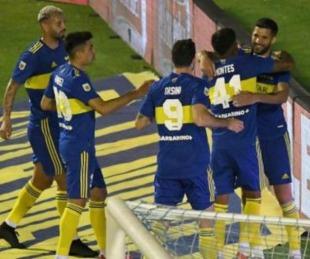 foto: Boca venció 2-1 a Atlético Tucumán en la fecha 12 de la Liga Profesional