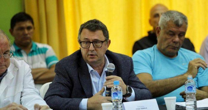 Jorge Terrile sobre la dirigencia de Mandiyú no son serios