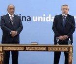 foto: Alberto Fernández tomó juramento a los ministros en Casa Rosada