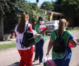 foto: Vacunación casa por casa: conocé dónde estarán esta semana