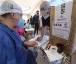 foto:  Presentan proyecto de Boleta Única en papel para Corrientes