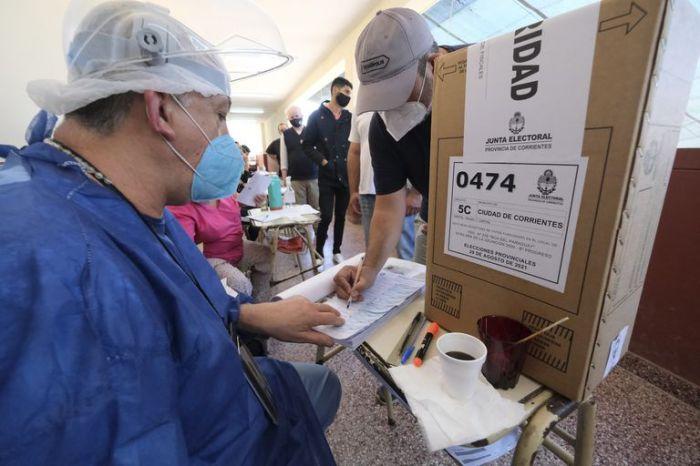 Presentan proyecto de Boleta Única en papel para Corrientes