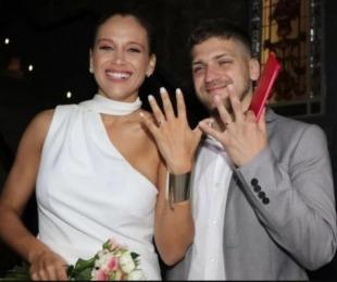 foto: ¡Se casó Barbie Vélez! Los detalles y las fotos del Civil