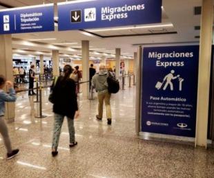 foto: Se elimina el aislamiento para argentinos que regresan del exterior