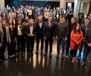 foto: Valdés participó del encuentro nacional de Juntos por el Cambio