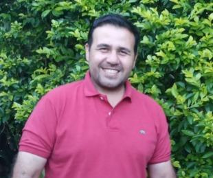 foto: Noel Gómez, será el candidato a intendente de ECO en Saladas