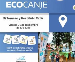 foto: La Municipalidad de Paso de los Libres llevará una jornada de Ecocanje