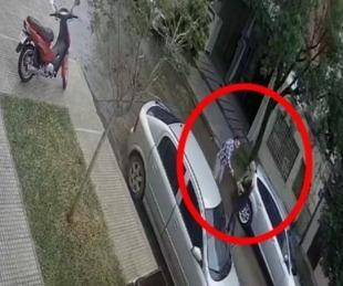 foto: Brutal ataque: Un ginecólogo corrió a patadas a una mujer