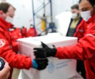 foto: Llegarán este miércoles al país más de 160 mil vacunas Pfizer