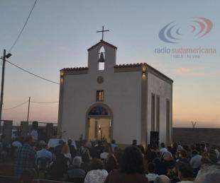 foto: Abren el primer oratorio en honor a San Padre Pío en Corrientes