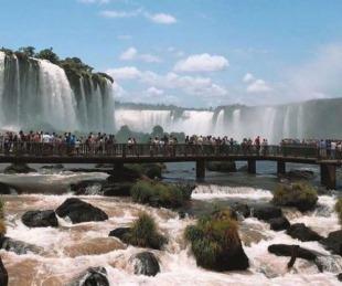 foto: Se podrá visitar Cataratas del Iguazú sin un test de PCR