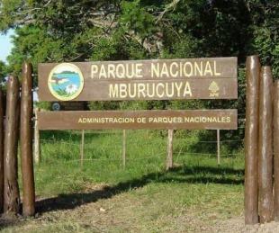 foto: Parque Nacional Mburucuyá: ahora se podrá acampar tras aperturas