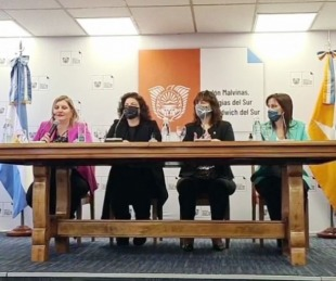 foto: Tierra del Fuego es la primera provincia en alcanzar la inmunidad de rebaño