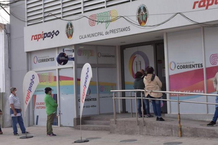 Capital: arranca el pago del plus complementario a municipales
