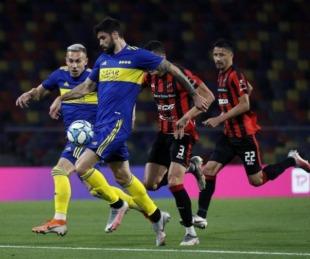 foto: Boca eliminó a Patronato por penales y es semifinalista