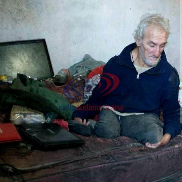 José vive en estado de abandono y sus vecinos piden ayuda