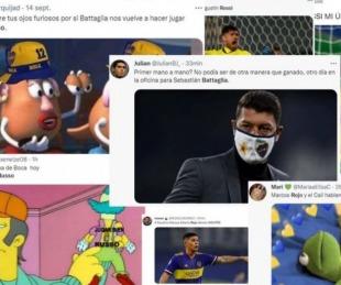 foto: Los memes por el pase de Boca a las semifinales de la Copa Argentina