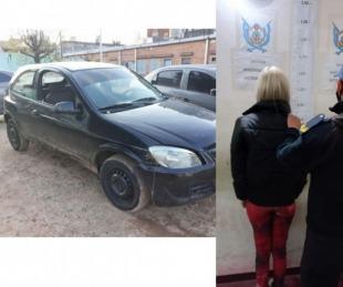 foto: Liberaron a una mujer detenida por robos a las casas quintas