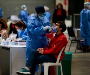 foto: Covid en Argentina: confirmaron 57 muertes y 1.849 contagios