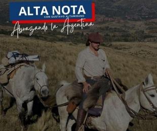 foto: Alta Nota: abrazando la Argentina, con Marcos Villamil