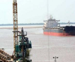 foto: Con la bajante del Paraná se perdieron USD 620 millones en exportaciones