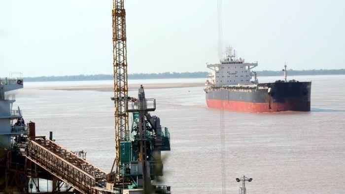 Con la bajante del Paraná se perdieron USD 620 millones en exportaciones