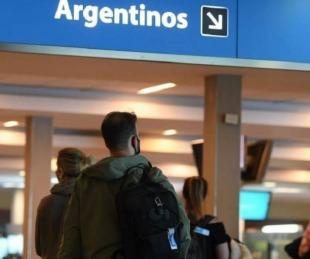 foto: Mirá las nuevas medidas para los argentinos llegados del exterior