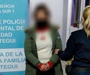 foto: Pinchazos con agujas y mordeduras: la autopsia del bebé asesinado