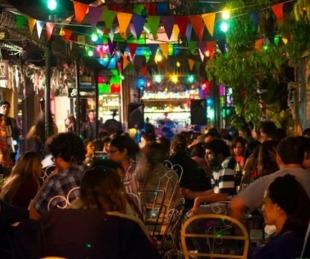 foto: Primera noche de nuevas aperturas: desalojaron  en un restobar