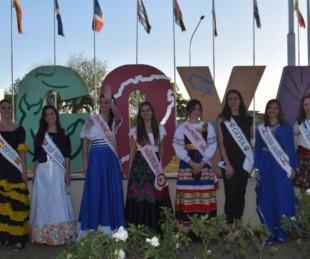 foto: Goya realizó la Fiesta Provincial del Inmigrante